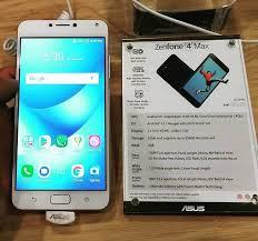 Zenfone 4 Max Asus Zenfone 4 Max Now In The Philippines Octa W 5000mah