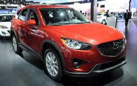 mazda suv 2014 mazda cx 5 compact suv at los angeles auto show 2012