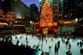 lesson in new york city nyc tree lighting 2016