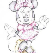 coloring amazing minie mouse drawing easy mickey 1000