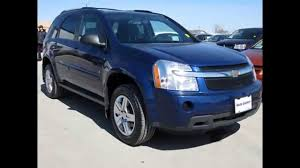 used 2008 chevrolet equinox ls team canada edition for sale youtube