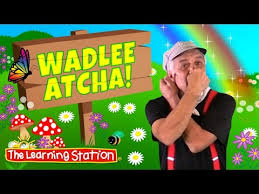 baby shark youtube learning station wadlee atcha kids action songs by the learning station fun