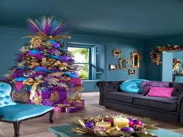 Christmas Tree Decorations Blue And Purple by Kiddi Clobber Decorate Your Christmas Tree