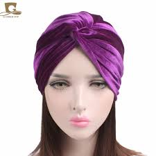 knotted headband aliexpress buy new luxury soft velvet twist turban headwrap