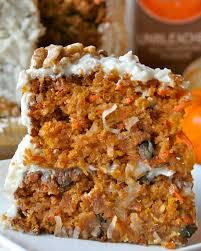 pumpkin carrot cake the bakermama