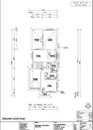 Narrow Block Floor Plans Narrow Block Designs Billcorp Sydney Builder Underpinning