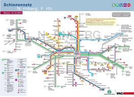 Dubai Metro Map by