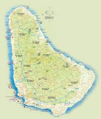St George Island Florida Map by Barbados Map