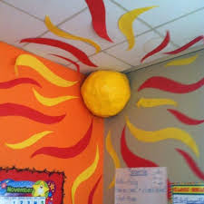 summer decoration class decoration pics creative summer classroom decorating with sun