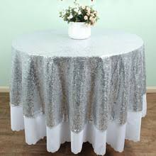Wedding Linens Cheap Popular Silver Table Linens Buy Cheap Silver Table Linens Lots