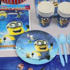 minions party supplies hot sale despicable me minions party supplies kids birthday party