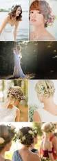 48 chic wedding hairstyles for short hair deer pearl flowers
