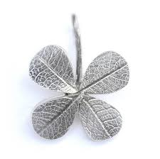 lucky four leaf clover charm by love from england