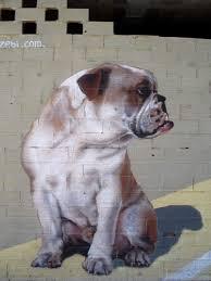 free images puppy wall spray graffiti artwork painting puppy dog wall spray mammal graffiti bulldog artwork painting vertebrate mural image old english bulldog dog