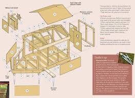 wooden cubby house plans pdf build wood mantels architecture