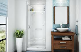 Acrylic Shower Doors by Acrylic Shower Cubicle Square With Hinged Door Kds 3232