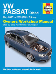 volkswagen passat repair manual haynes manual service manual