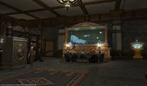 Fish Tank Reception Desk Halloween Special The Mist Chevious Moogle House The Moogle Post