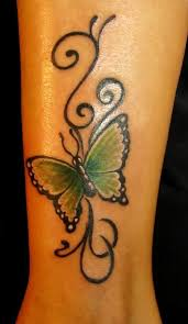 Butterflies Tattoos On - best 25 tribal butterfly ideas on sea