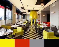 Interior Design Color Schemes by 10 Restaurant Interior Design Color Schemes