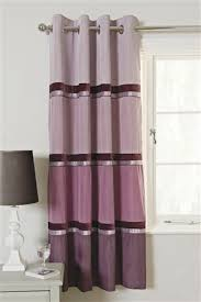 Plum Velvet Curtains Buy Shinto Velvet Plum Eyelet Curtains From The Next Uk