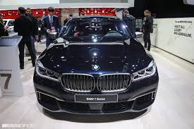 detroit 2017 m760i sonic speed blue 6 series x2 concept