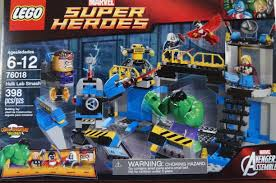 awesome toy picks lego hulk lab smash avengers comic vine