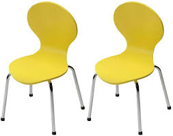 Yellow Dining Chair Designer Dining Chairs Contemporary Modern Dining Chairs