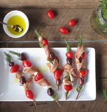 rosemary skewers a fantastic party appetizer pretty hungry
