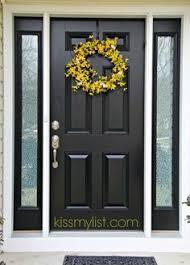 Black Front Door Ideas Pictures Remodel And Decor by 27 Pictures Of Black Front Doors Front Entry Black Door