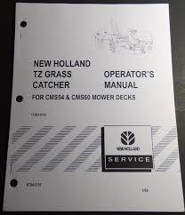 business u0026 industrial manuals u0026 books find new holland products
