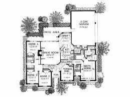 French Cottage Floor Plans 27 Best House Plans Images On Pinterest House Floor Plans Dream