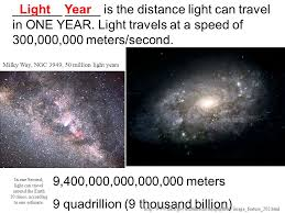 how far does light travel in one second images Stars a star is an object that produces energy at its core a jpg