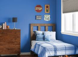 Blue Bedroom Ideas Pictures by Bedroom In Bright Cornflower Amusing Bedroom Colors Blue Home
