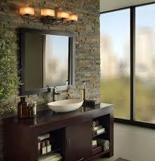 Framed Bathroom Vanity Mirrors by Bathroom Vanity Cabinets And Storage Between Two Framed Wall