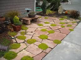 Small Brick Patio Ideas Small Flagstone Patio Ideas 6861