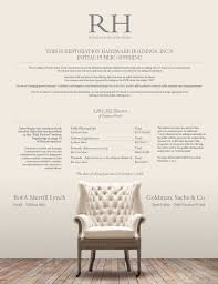 restoration hardware bridal gift registry filed pursuant to rule 424 b 4