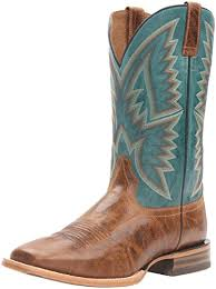ariat s boots size 12 amazon com ariat s hesston cowboy boot