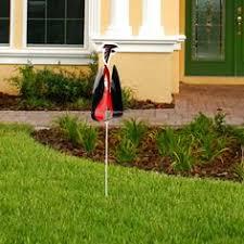 ottawa senators timeout tyke hanging lawn ornament lawn