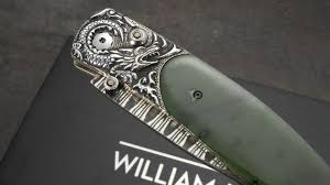 William Henry Kitchen Knives 100 William Henry Kitchen Knives Palette Knife Painting U20 19