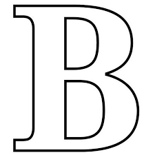 large letter coloring pages contegri com