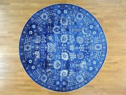10 Foot Round Area Rugs Blue Round Rugs 6 Feet Teal Blue Round Area Rug Solid Blue Round
