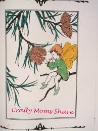 crafty moms share fabulous fairies coloring book a relaxing