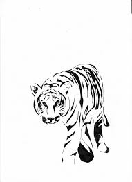tiger tribal designs cool tattoos bonbaden