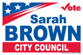 cheap political caign corrugated plastic yard signs buy