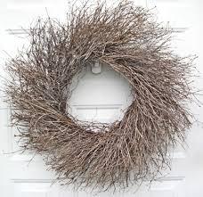 quail brush twig wreath 19 in the wreath depot