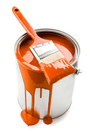 orange paint orangepaint orange paint ooh so orange pinterest