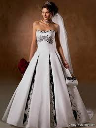 black and white wedding dresses black and white wedding dresses 2016 2017 b2b fashion