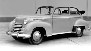 opel car 1950 opel olympia cabriolet u00271950 u201353 youtube