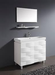 Modern Bathroom Cabinet Ideas by Modern White Bathroom Vanity Best Bathroom 2017